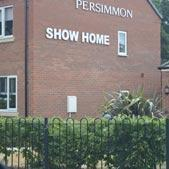 Persimmon Home Fencing