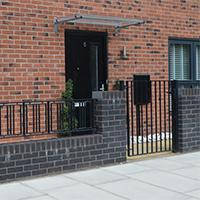 metal gates fences